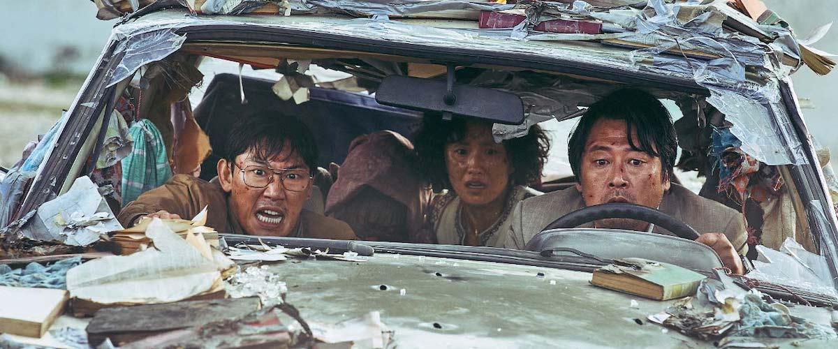 """ภาพยนตร์ """"Escape from Mogadishu"""""""