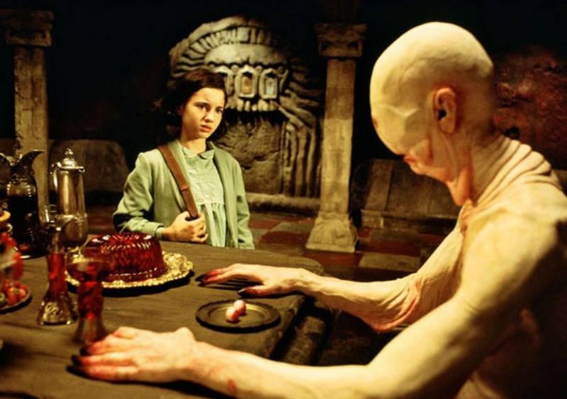 รีวิวเรื่อง PAN'S LABYRINTH (2006)